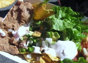 Nutritious Nachos