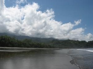 Beach Near Cascada Verde