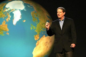 Al Gore – Someday Becoming a Vegetarian?
