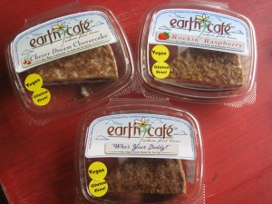 Cheesecakes by Earth Cafe