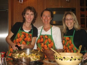 Three Women Combine Passion for Vegan Nutrition
