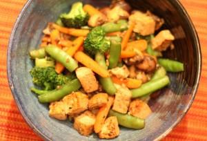 Veggie Food Making More Appearances