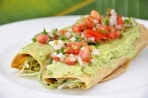 Veggie Vibes Enchilada
