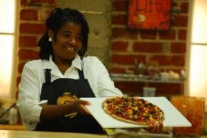 Raw Food Teacher Brightens San Diego