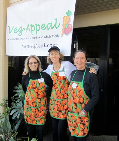 Veg-Appeal Classes an Easy Way to Start a Healthier Year
