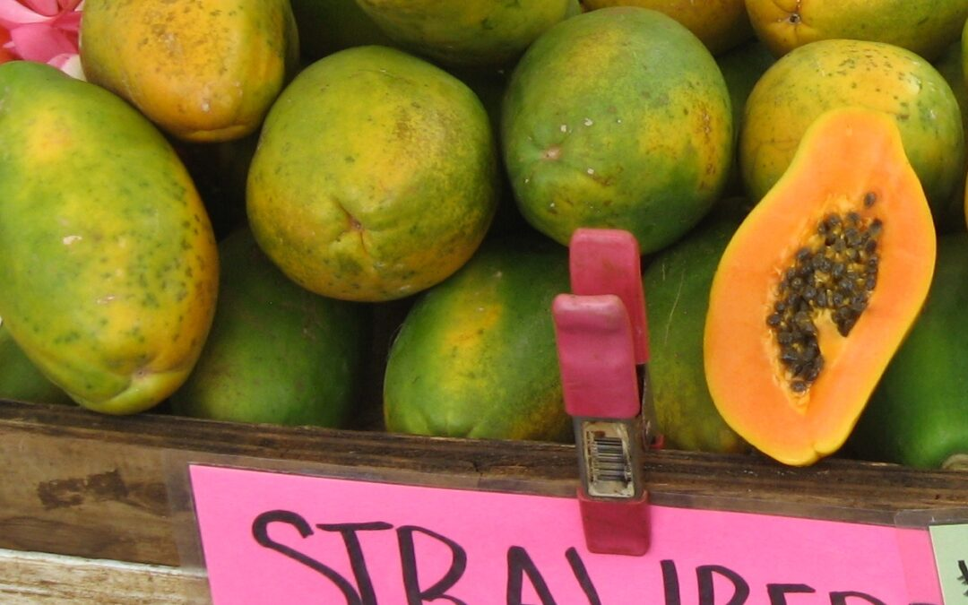 Pleasurable Papaya
