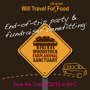 August 22 Fundraiser in NY the Place to Be