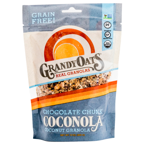 Revolutionary Granola